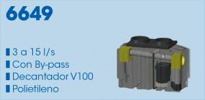 6649 - Separador de hidrocarburos